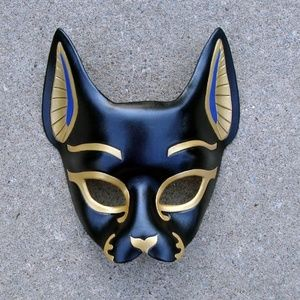 Accessories - Egyptian cat mask